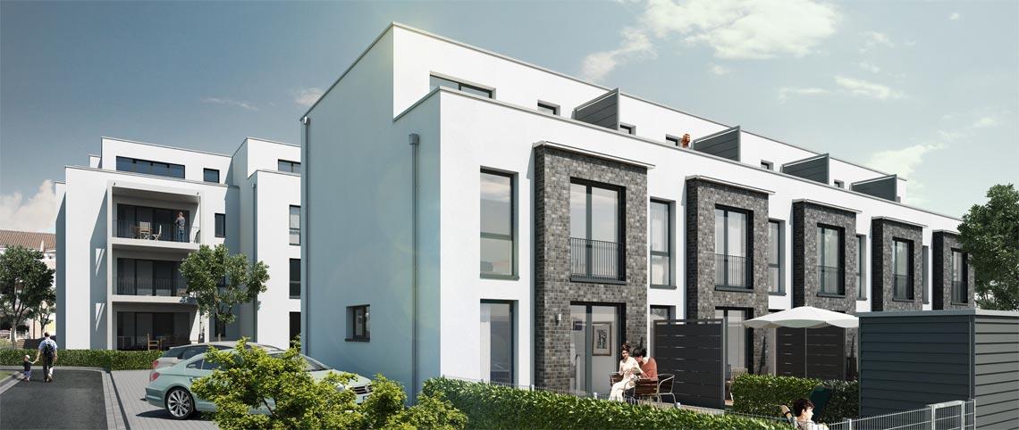 architektur gerlach wohnungsbau. Black Bedroom Furniture Sets. Home Design Ideas